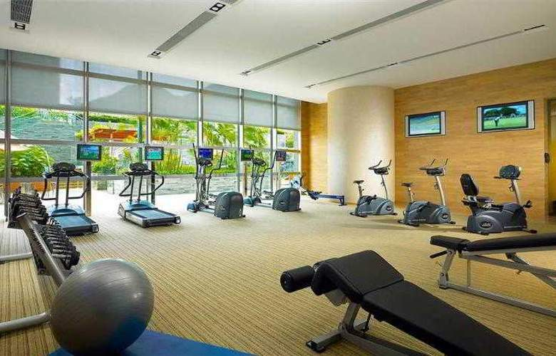Novotel Hong Kong Citygate - Hotel - 34