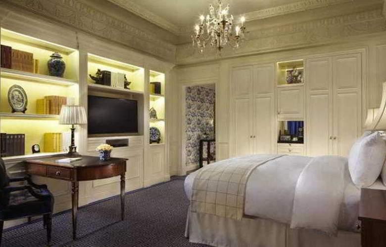 The Ritz Carlton Tianjin - Room - 5