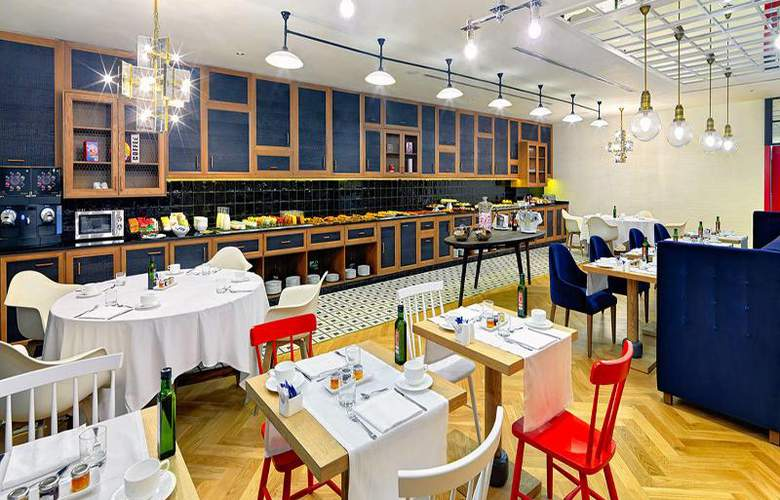 H10 Metropolitan - Restaurant - 34