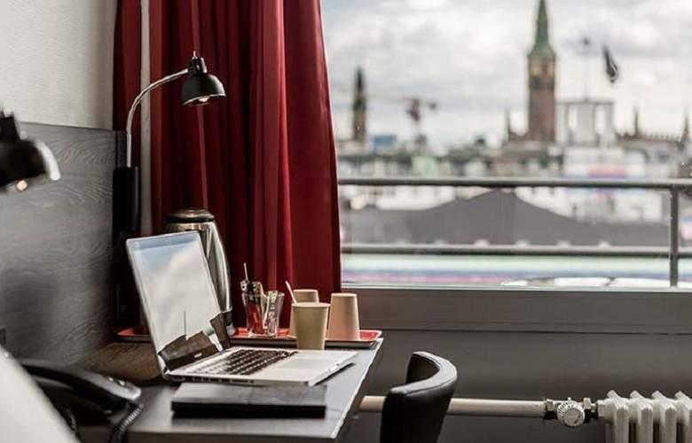 Mercur Copenhagen - Room - 9
