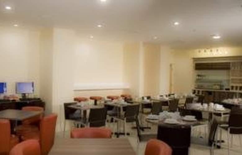 Holiday Inn Express London - Vauxhall Nine Elms - Restaurant - 3