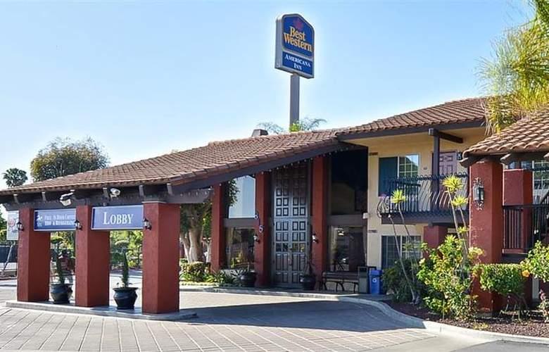 Best Western Americana Inn - Hotel - 33