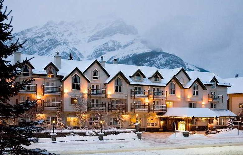 Rundlestone Lodge Banff - Hotel - 0