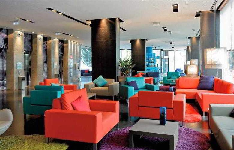Novotel Barcelona City - General - 16