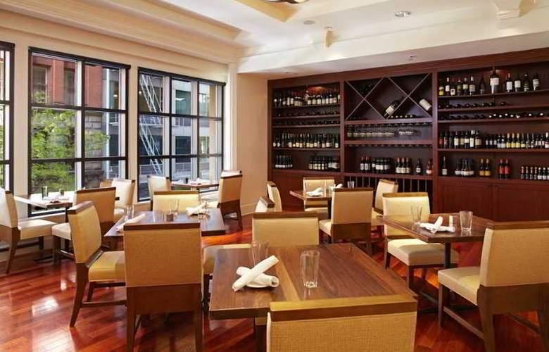 Portland Marriott City Center - Restaurant - 4