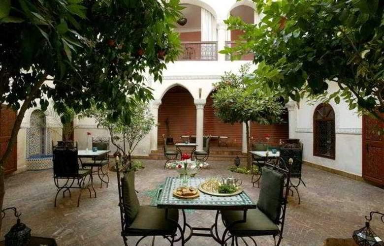 Riad Sidi Ayoub - Terrace - 11