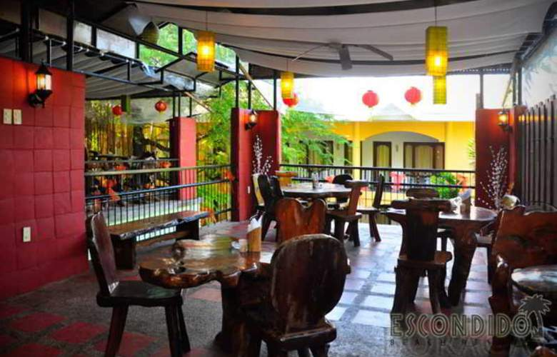 Escondido Resort under J.A.L Management - Restaurant - 14