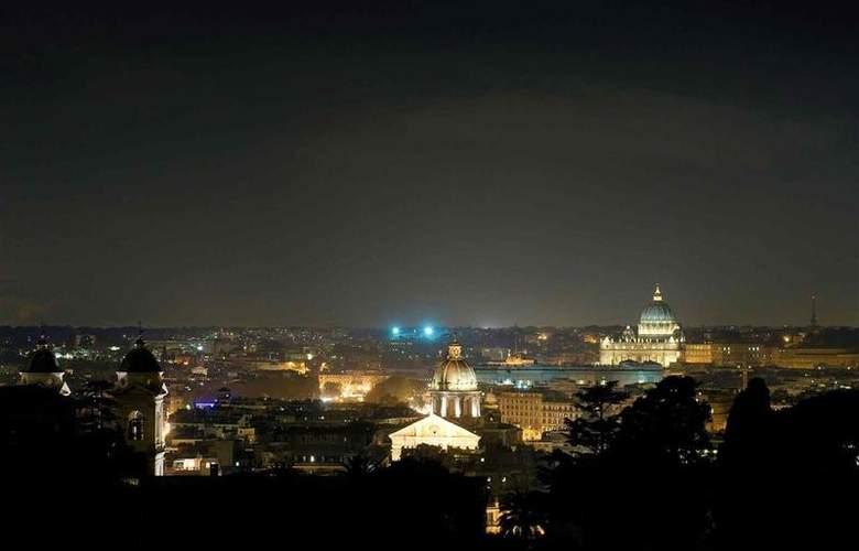 Sofitel Rome Villa Borghese - Bar - 94