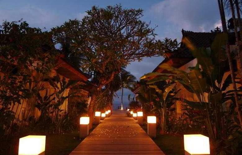 Ramayana Candidasa - Terrace - 5
