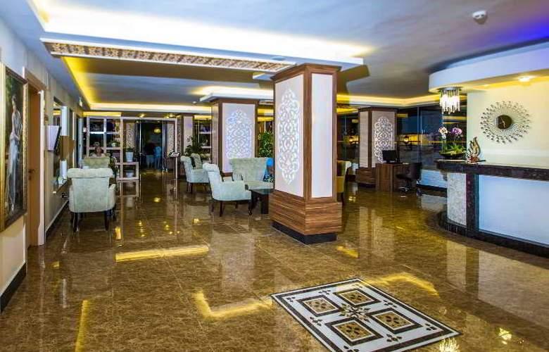 Oba Time Hotel - General - 1