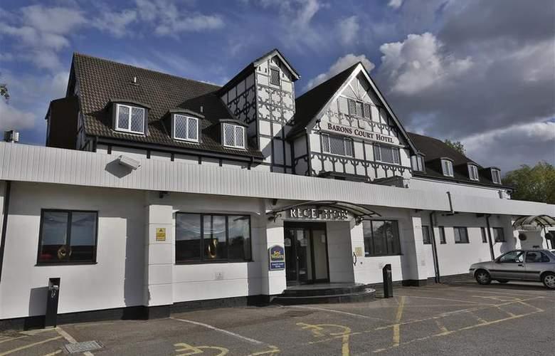 Best Western Barons Court Hotel - Hotel - 47