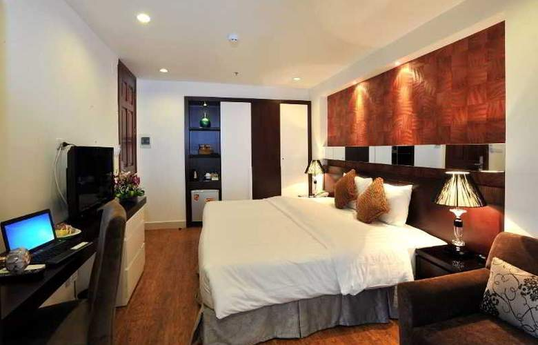 Hanoi Legacy Hotel Hang Bac - Room - 14