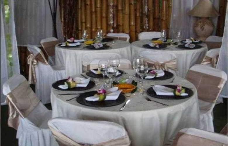 Villa Creole - Restaurant - 9