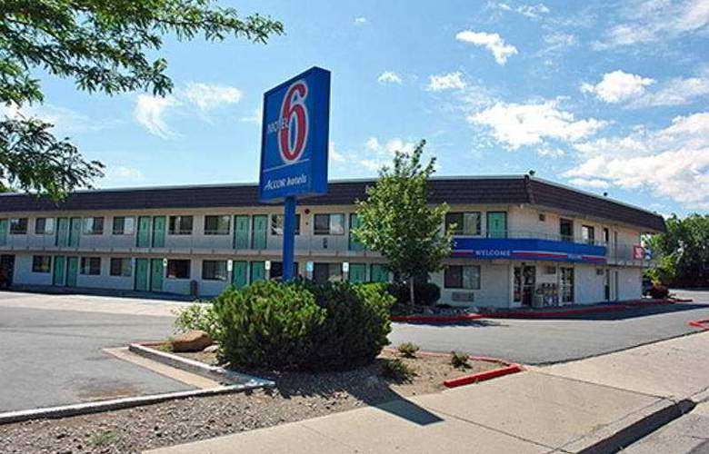 Motel 6 Reno Livestock Events Center - Hotel - 0