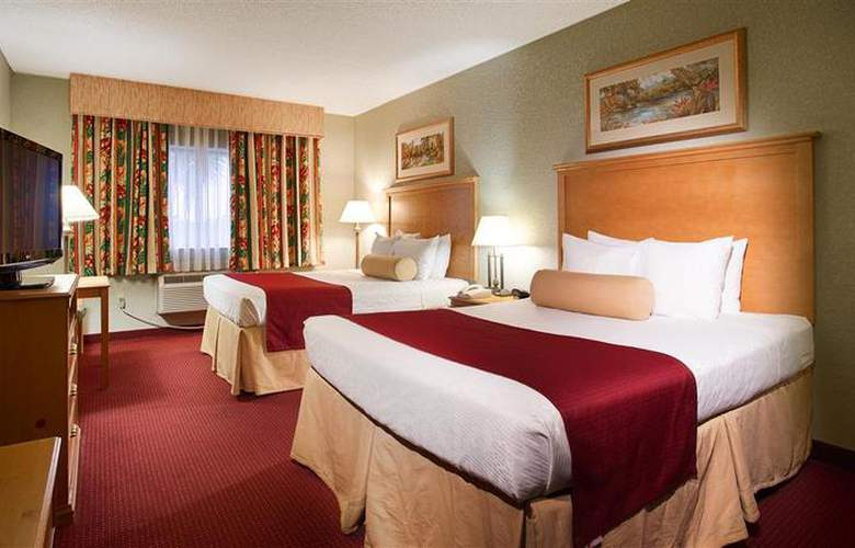 Best Western Plus Sebastian Hotel & Suites - Hotel - 22