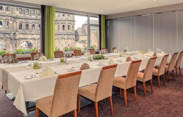 Mercure Hotel Trier Porta Nigra - Restaurant - 40