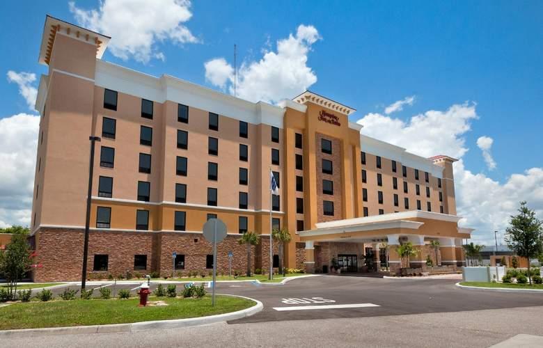 Hampton Inn and Suites Tampa Northwest/Oldsmar - Hotel - 0
