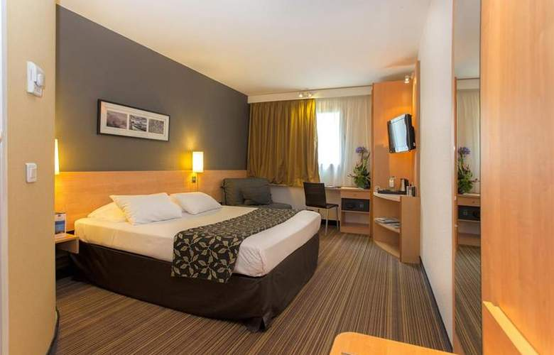 Best Western Bastia Centre - Room - 21