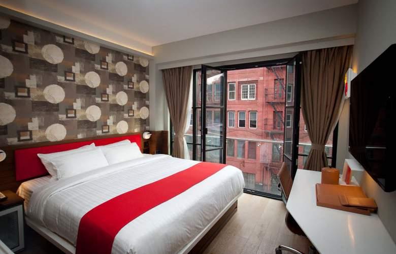 NobleDen Hotel - Room - 8