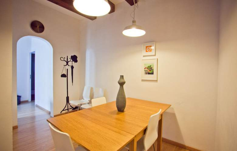 Las Ramblas Bacardi Apartments / Bacardi Central Suites - Room - 8