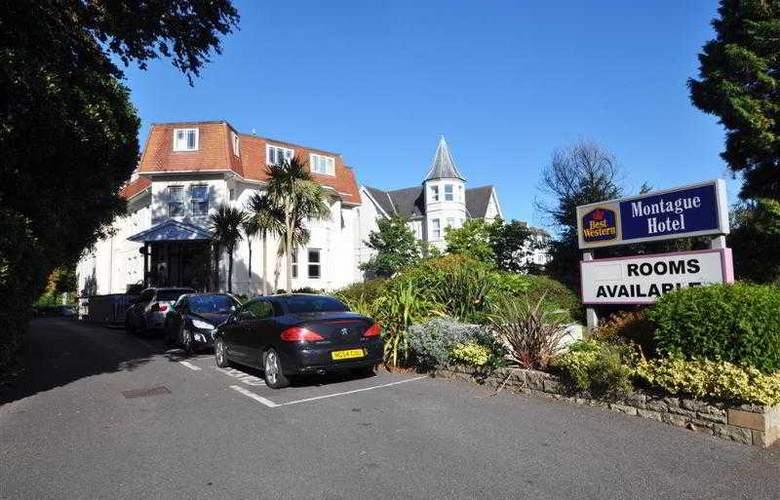 Best Western Montague Hotel - Hotel - 31