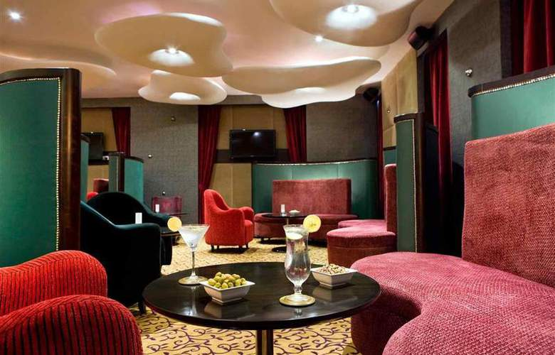 Mercure Gold Al Mina Road Dubai - Bar - 44