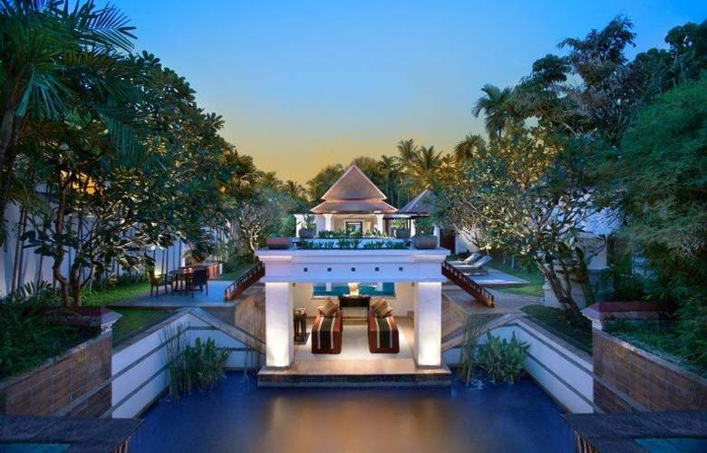 Banyan Tree Spa Sanctuary Phuket - Hotel - 0