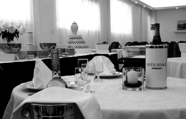 Rivage Hotel - Restaurant - 42