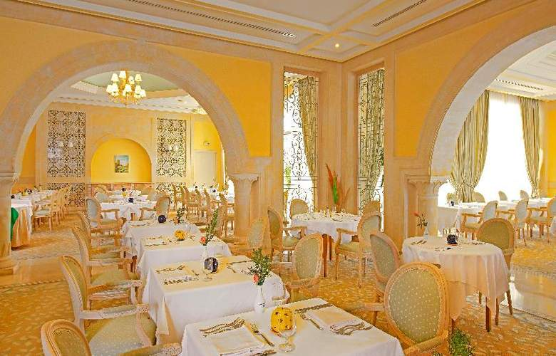 Iberostar Averroes - Restaurant - 19