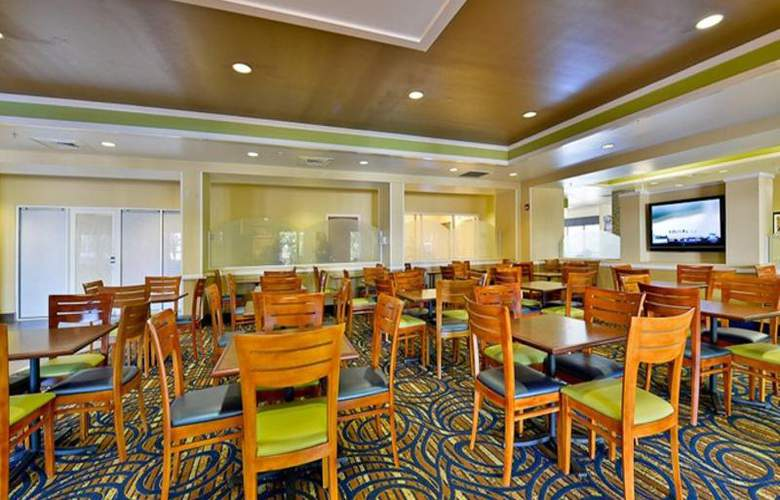 Comfort Inn & Suites Convention Center - Restaurant - 10