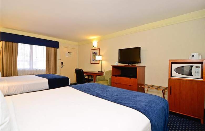 Best Western Mission Bay - Room - 67