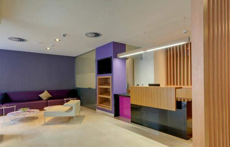 Tryp Madrid Chamberí - General - 1
