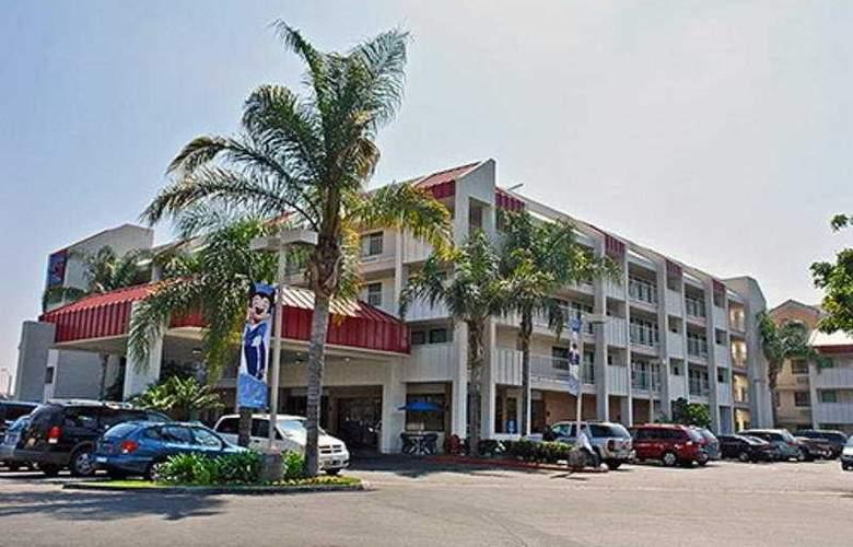 Motel 6 Anaheim Maingate - Hotel - 0