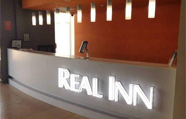 Real Inn Tlalnepantla - General - 9