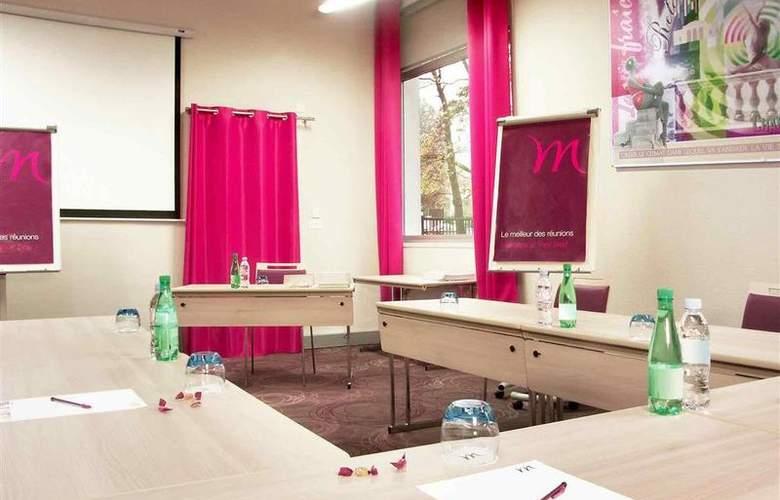 Mercure Lyon Charbonnieres - Conference - 32
