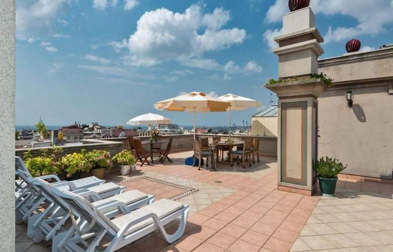 Samir Hotel - Terrace - 21