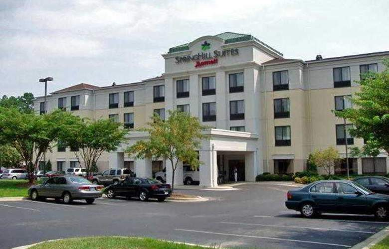 SpringHill Suites Raleigh-Durham Airport - Hotel - 0