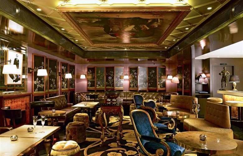 Sofitel London St James - Bar - 82