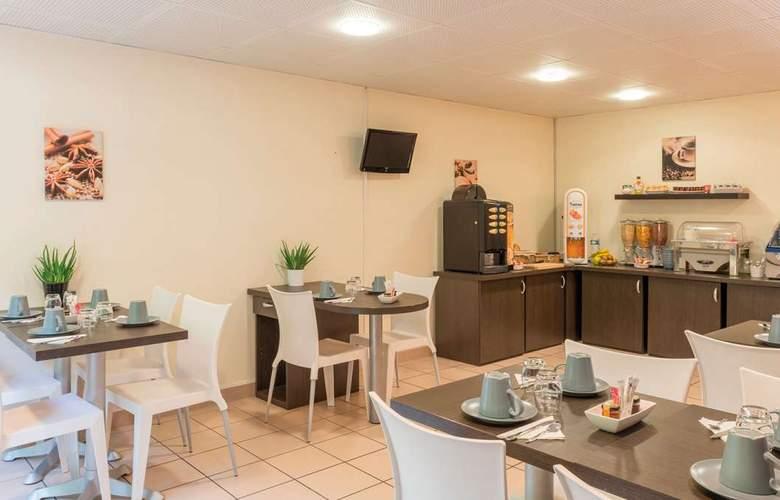 Park&Suites Appart'City Saint-Etienne Saint Priest en Jarez - Bar - 1