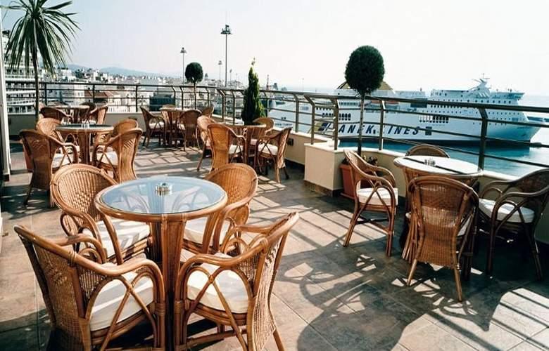 Patras Palaca Hotel - Terrace - 7