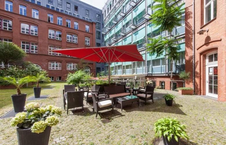 Select Berlin Ostbahnhof - Terrace - 26