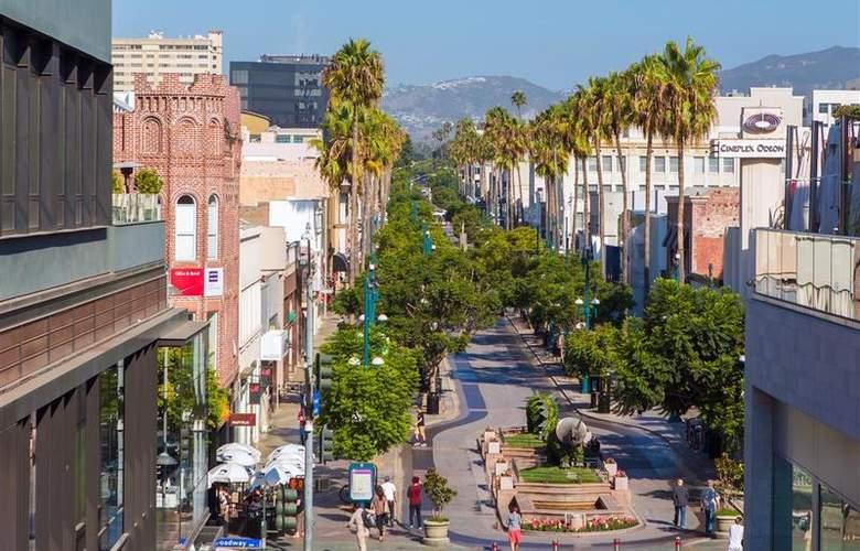 Gateway Santa Monica - Hotel - 15