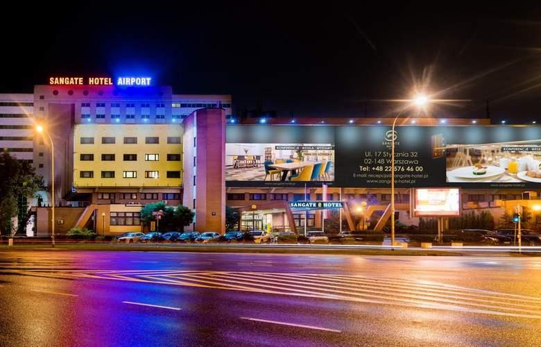 Sangate Hotel Airport - Hotel - 0