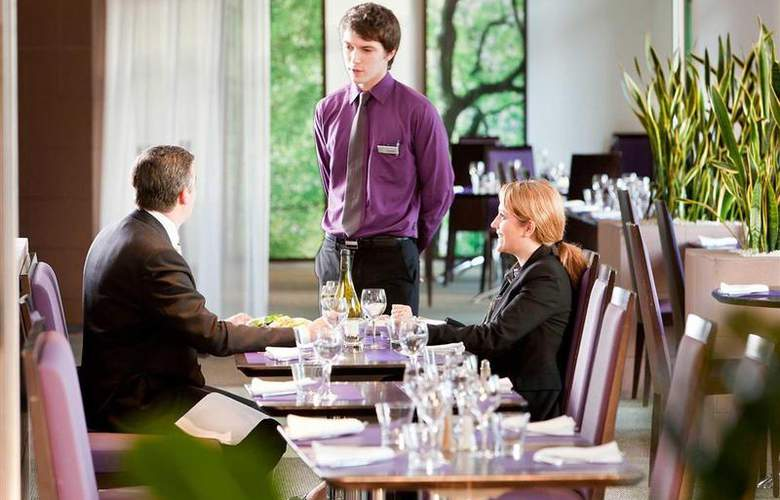 Novotel Saint Quentin Golf National - Restaurant - 91