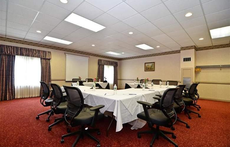 Best Western Plus Concordville Hotel - Conference - 106