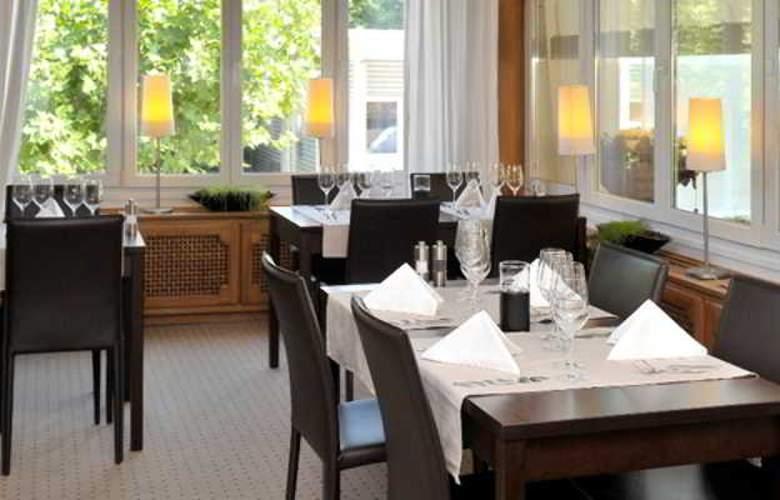 Aarau-West Swiss Quality Hotel - Restaurant - 5