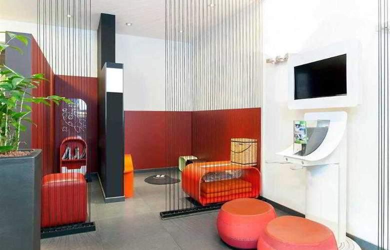 Novotel Antwerpen - Hotel - 19