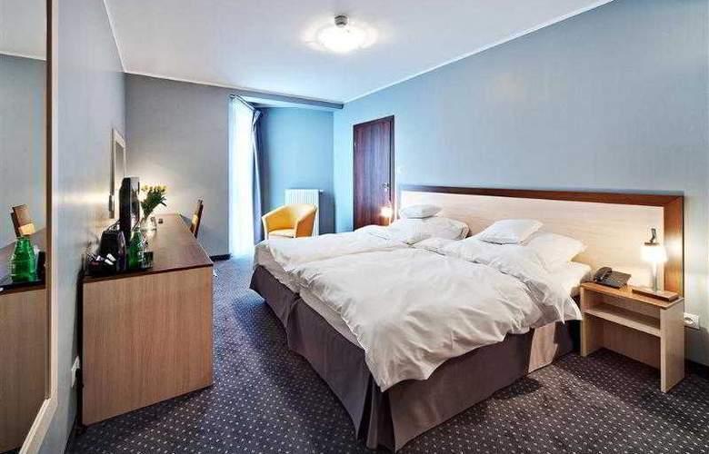 Best Western Hotel Poleczki - Hotel - 13