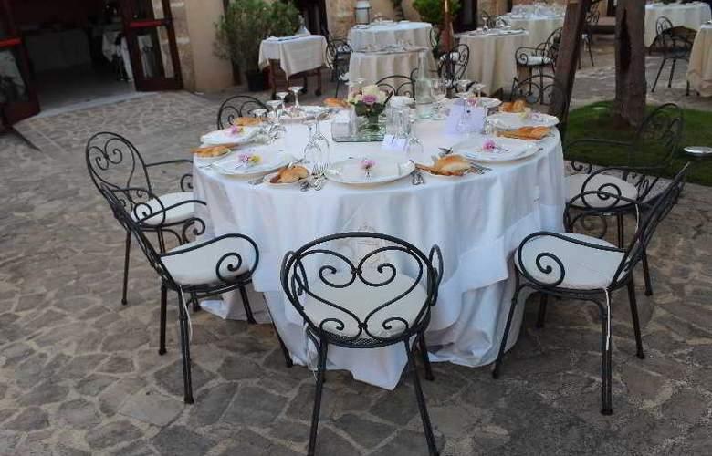 Baglio Oneto Dei Principi Di San Lorenzo - Terrace - 12