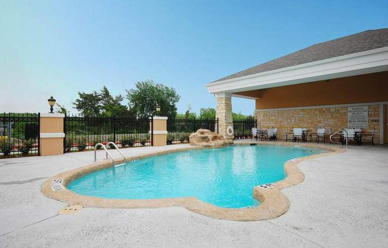 Best Western Plus Christopher Inn & Suites - Pool - 184